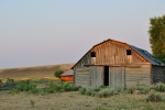 Historic Barns in Wyoming