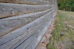 Log Barn Foundation, Wyoming