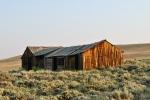 Log Ranch Building