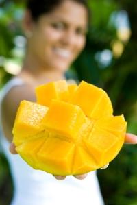 Native Plants Increase Mango