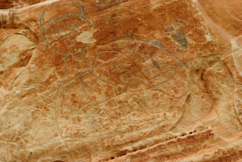 wyoming rock art