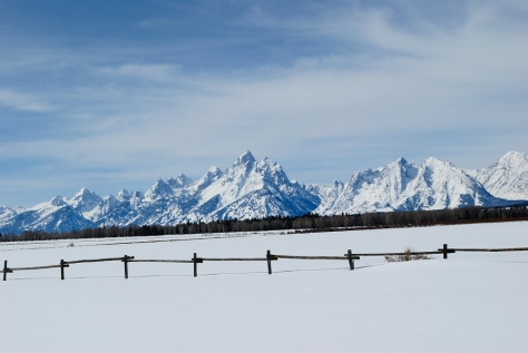 teton geology fault block