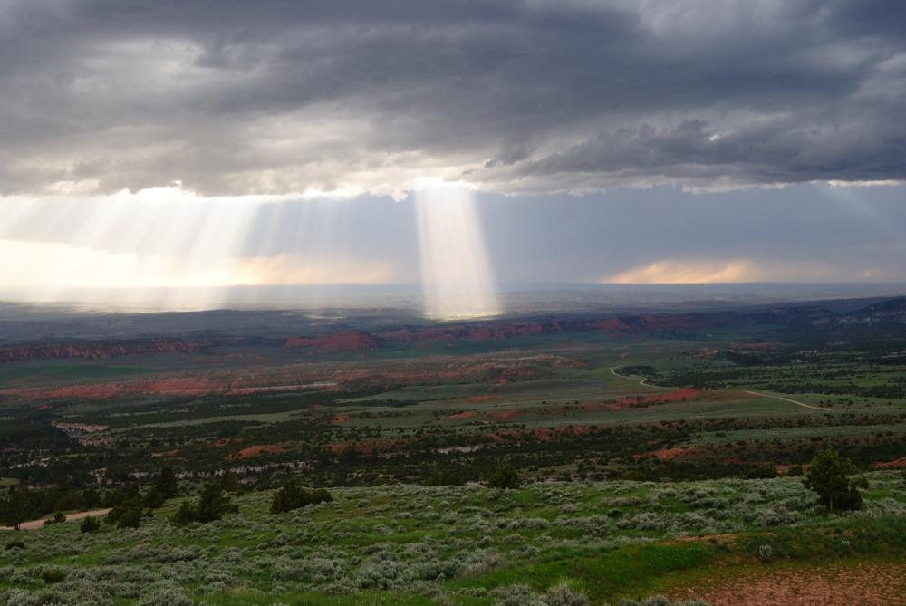 Desolate Wyoming